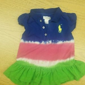 6mos Ralph Lauren dress